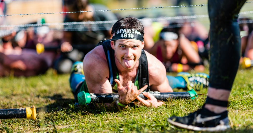 Australia's biggest obstacle course