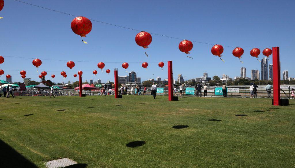Aquis Park Event Centre Southern Lawn