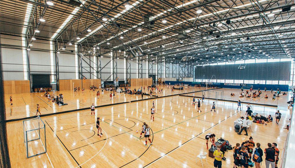 2019 University Games - Coomera Indoor Sports Centre