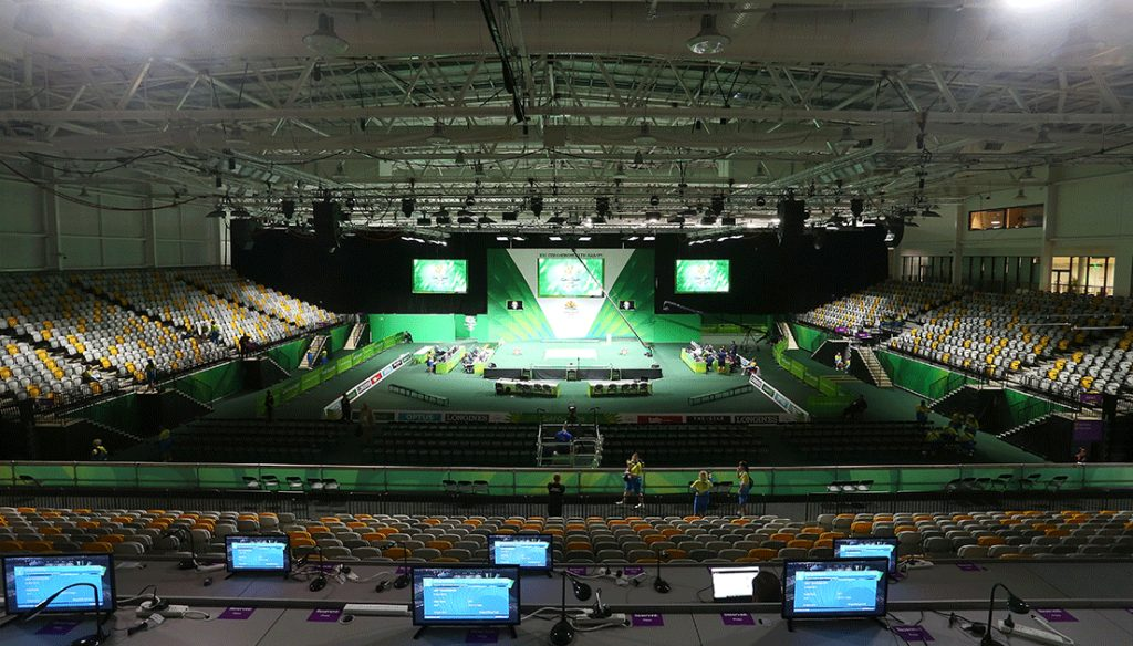 2018 Commonwealth Games - Coomera Indoor Sports Centre