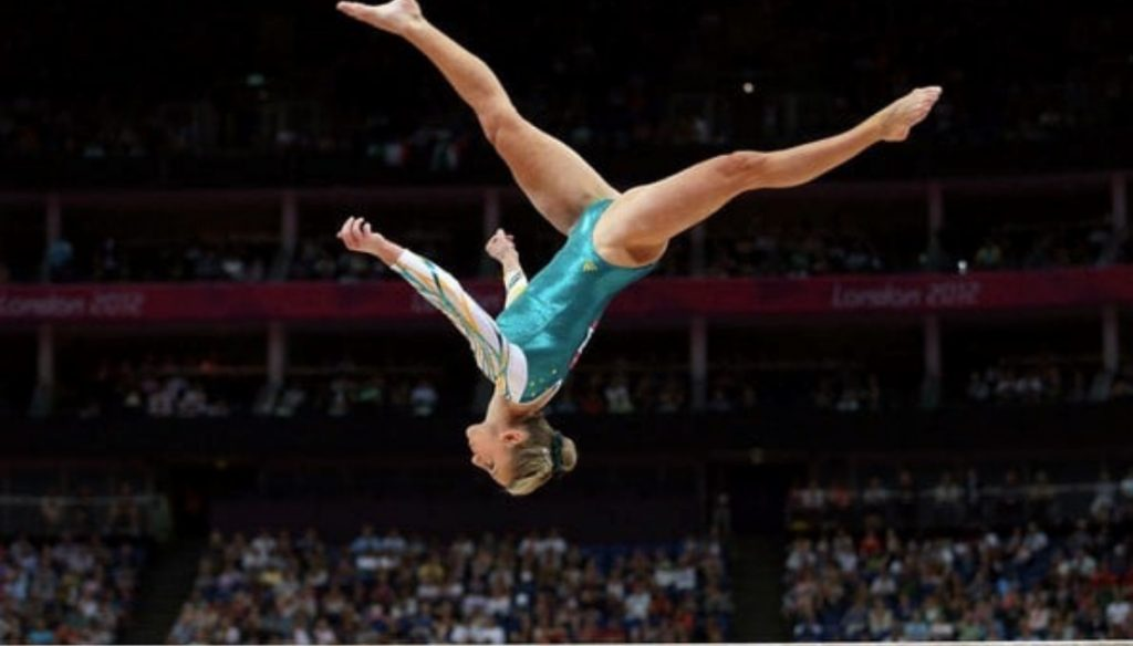 National Gymnastics Championships at the Carrara Sports & Leisure Centre