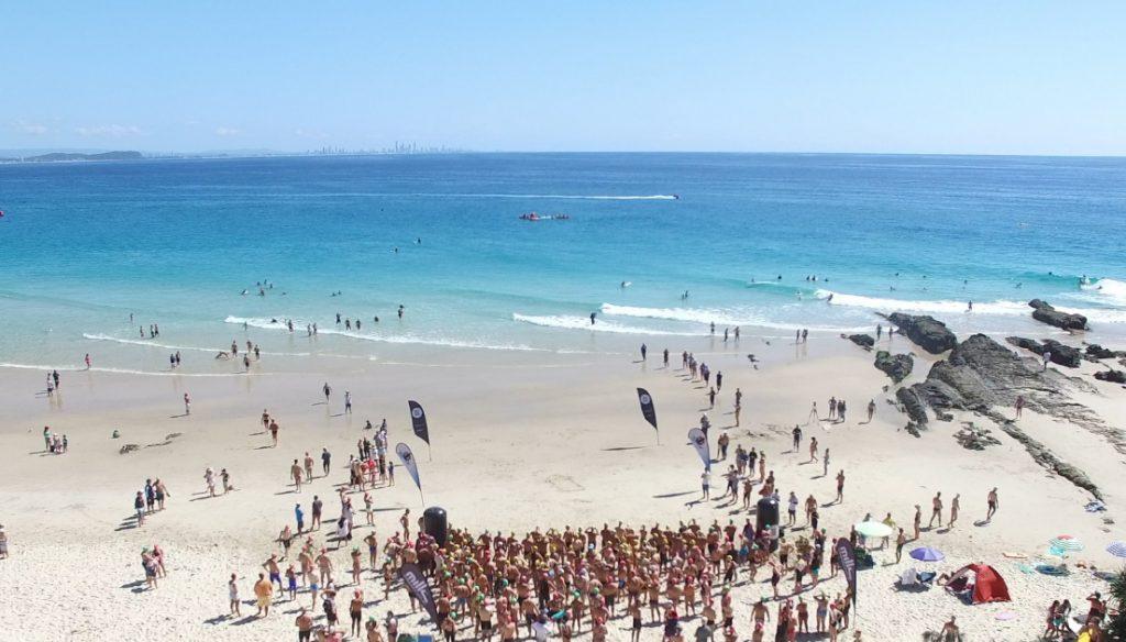 The Cooly Classic Ocean Swim