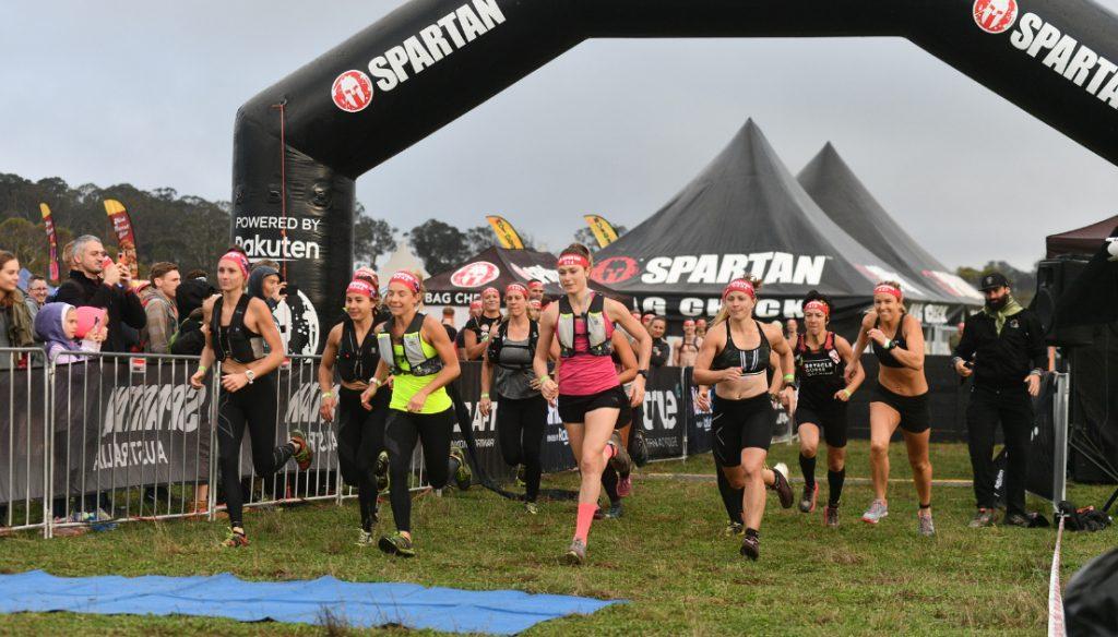Spartan Gold Coast Trifecta Weekend