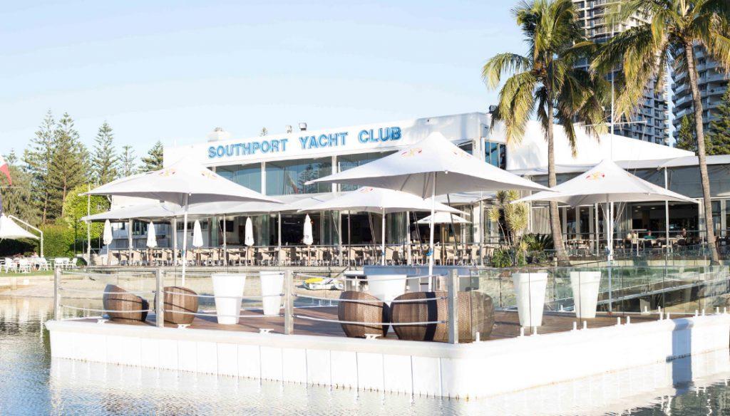 Waterscape Pontoon Bar