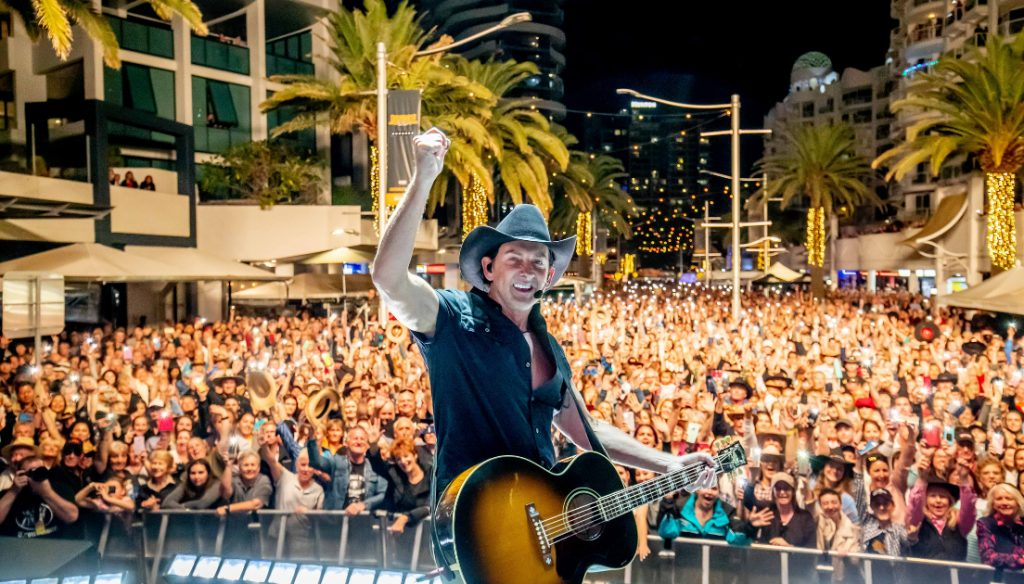 2019 Groundwater Country Music Festival in Broadbeach