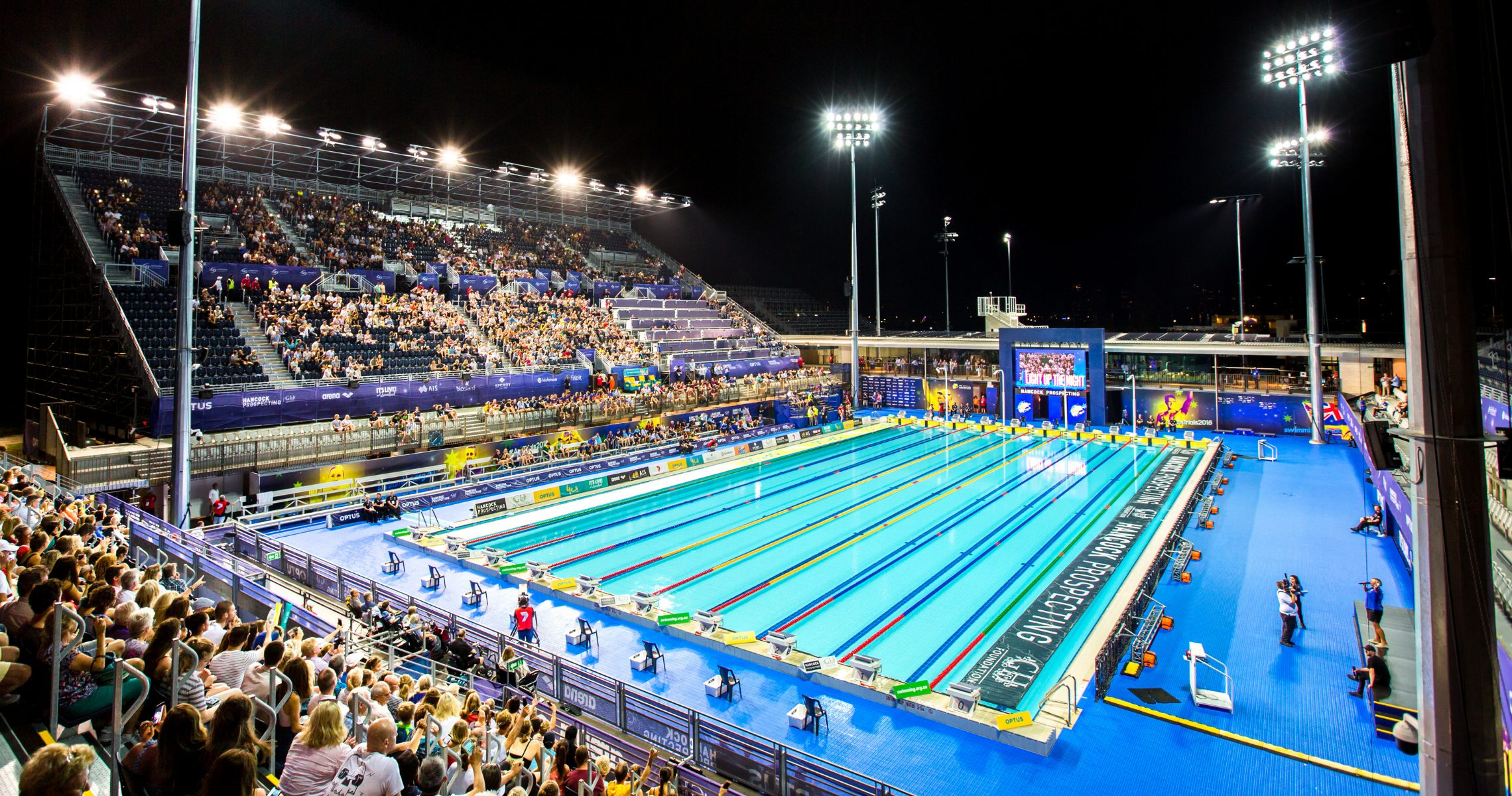 Gold Coast to play host to Australian Swimming Championships