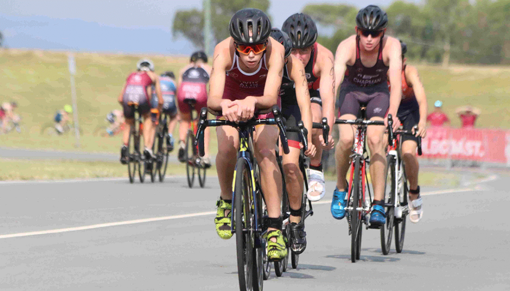 Triathlon Australia Super Sprint - Image by John Walters Photography