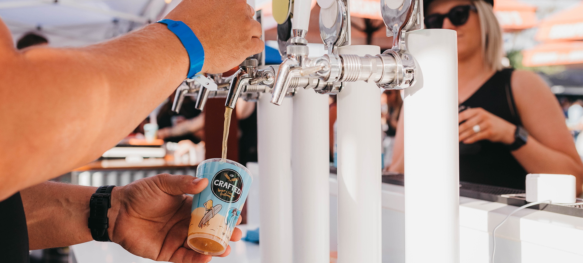 Cheers, Gold Coast. The Crafted Beer & Cider Festival is back!
