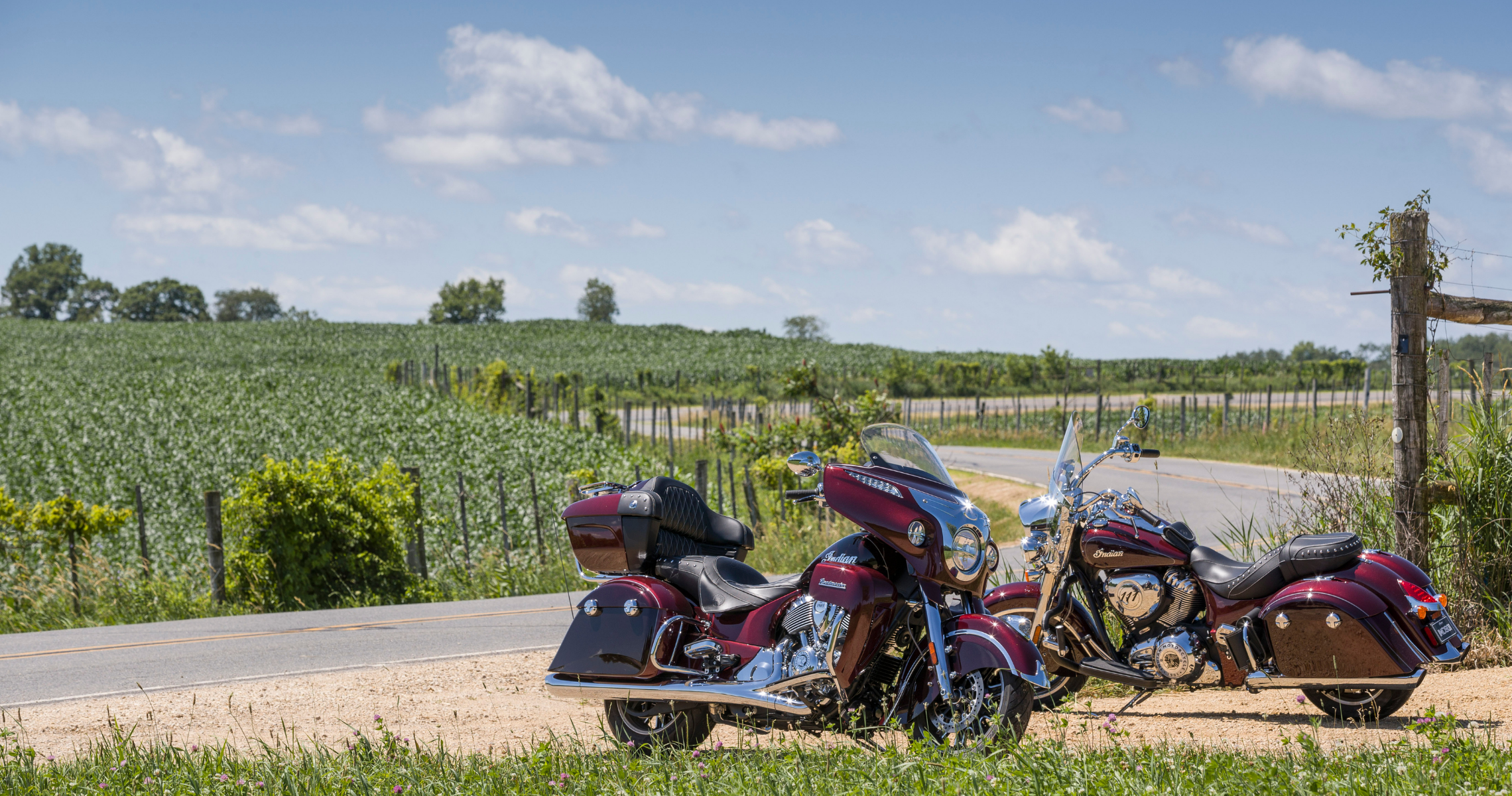 Welcome back Indian Motorcycle! A Major Partner of Cooly Rocks On.
