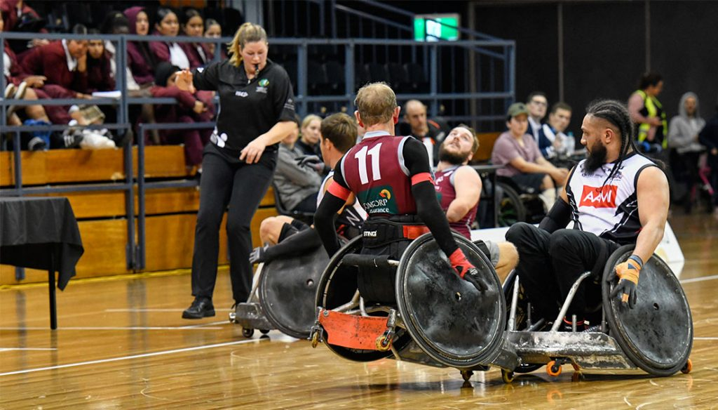 GIO Wheelchair Rugby National Championship