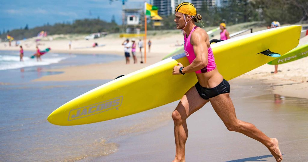 Queensland's best surf sport athletes will battle it out over the next three days
