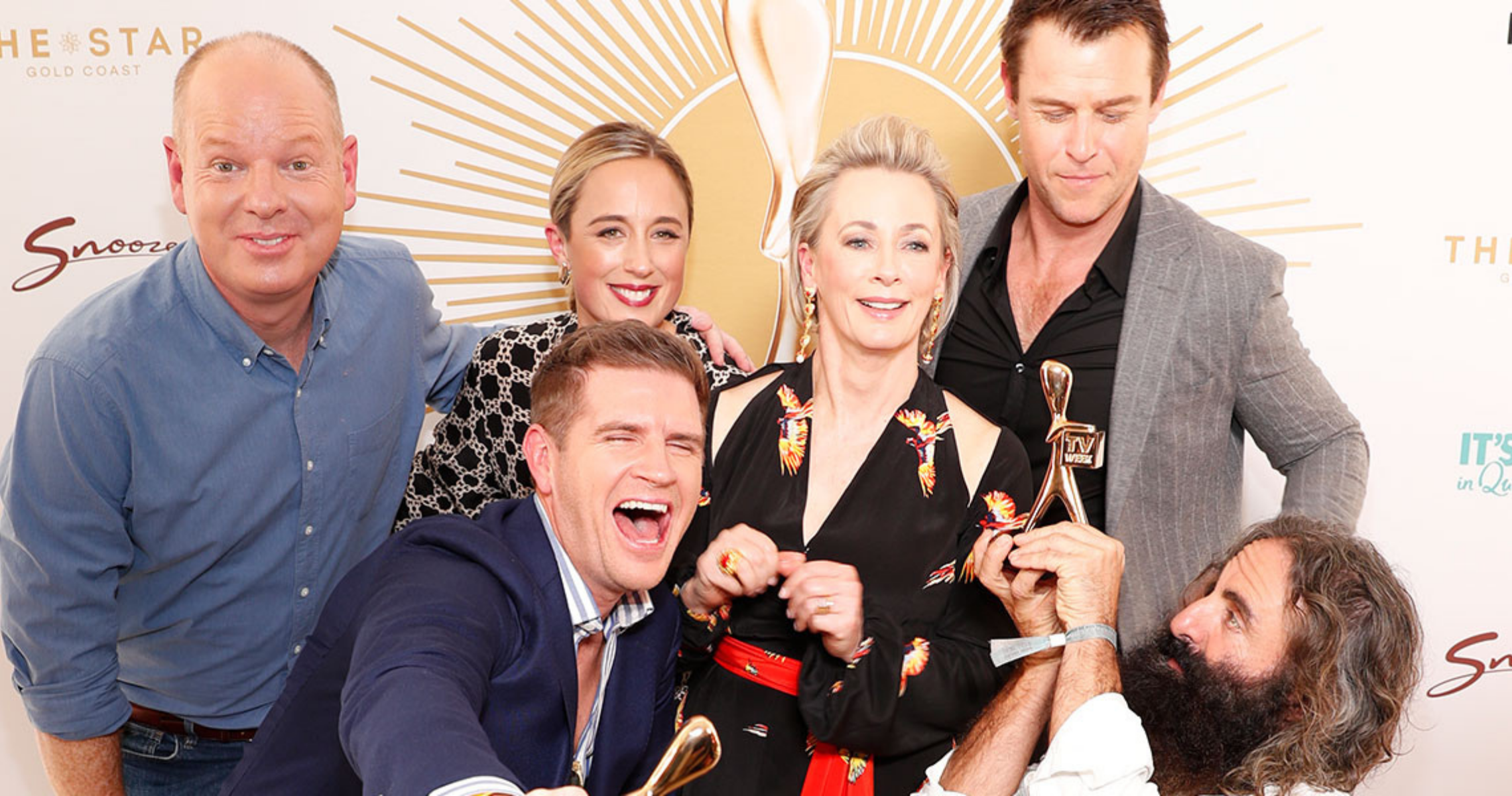 The TV WEEK Logie Awards returns to the Gold Coast