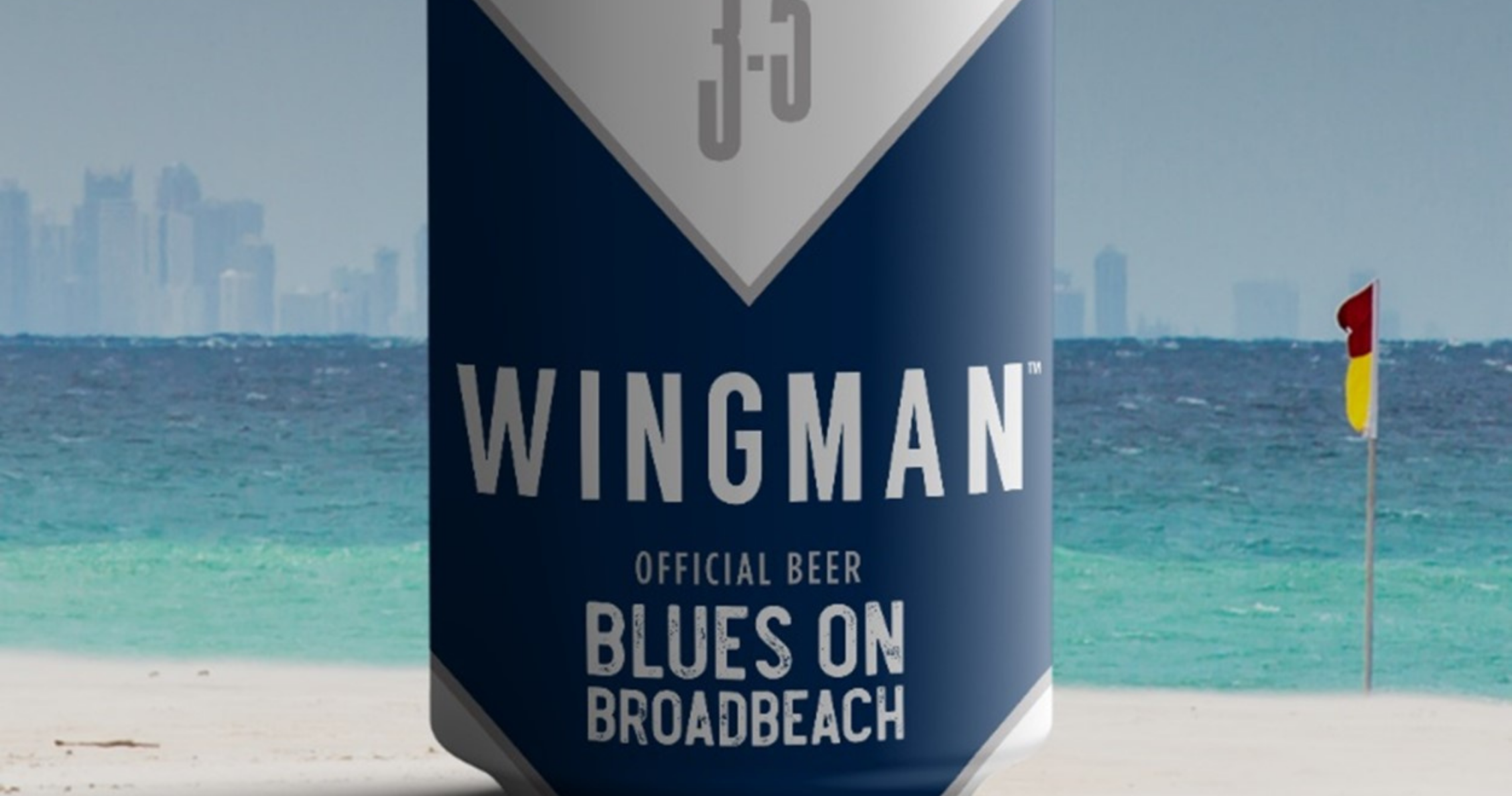 Blues is blowing the froth off a brand new partnership