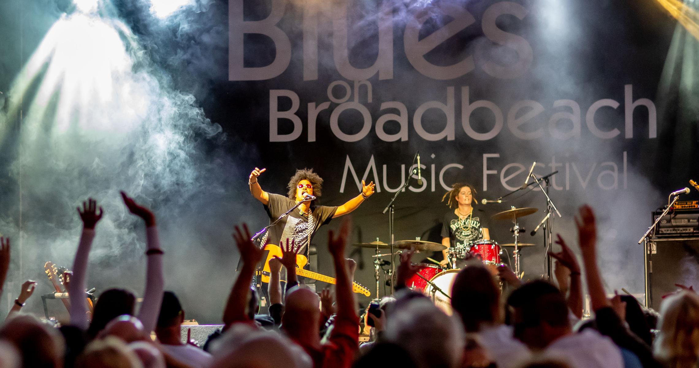 Blues on Broadbeach is BACK!