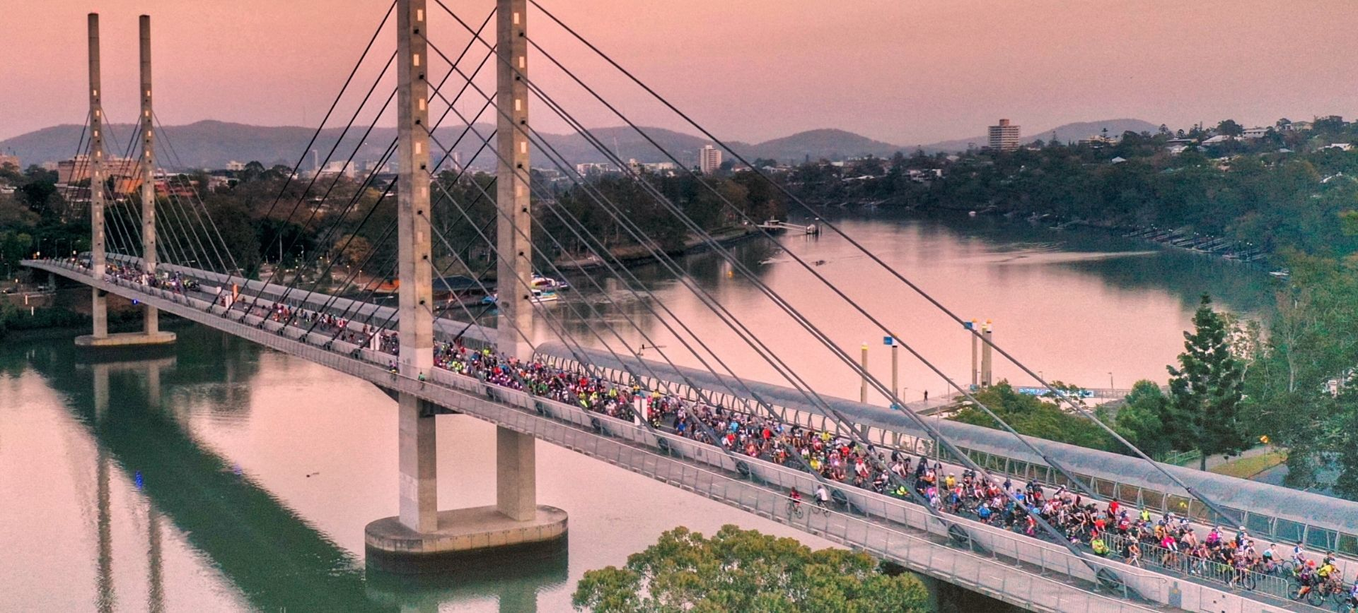 Downer Brisbane to Gold Coast Cycle Challenge