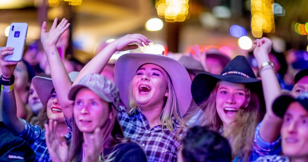 Groundwater Country Music Festival partners with P&O Cruises again in 2021