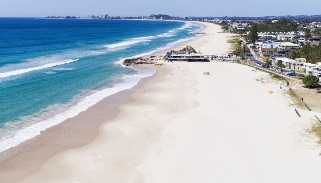 Currumbin Beach, Queensland
